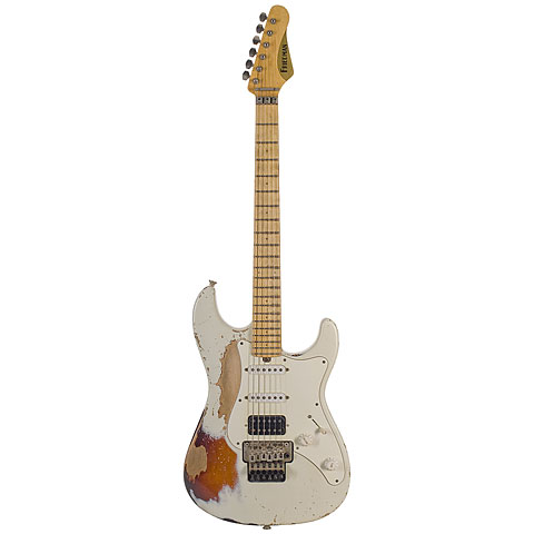 Guitarra eléctrica Friedman Vintage S AMDB V3