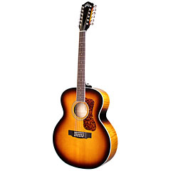 Guild F-2512E Deluxe ATB « Guitare acoustique