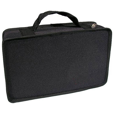 Funda armónicas Belcanto Blues Harp Softcase