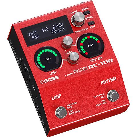 Effektgerät E-Gitarre Boss RC-10R Loop Station