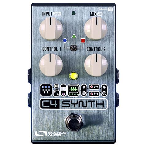 Effektgerät E-Gitarre Source Audio C4 Synth