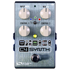 Source Audio C4 Synth « Guitar Effect