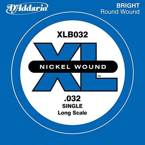 Cuerdas bajo eléctrico D'Addario XLB035
