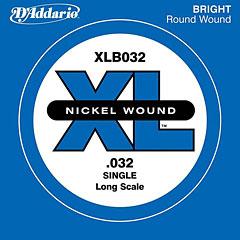 D'Addario XLB035 « Saiten E-Bass
