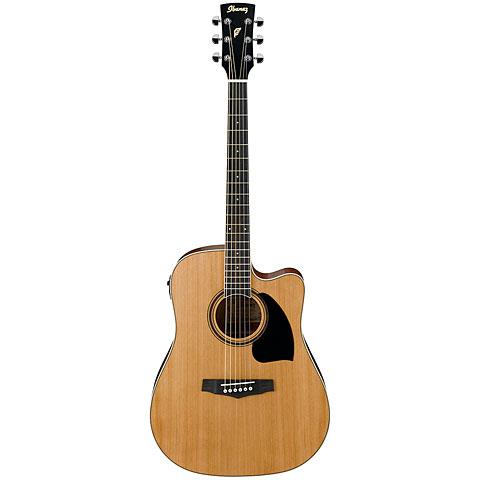 Guitare acoustique Ibanez PF17ECE-LG