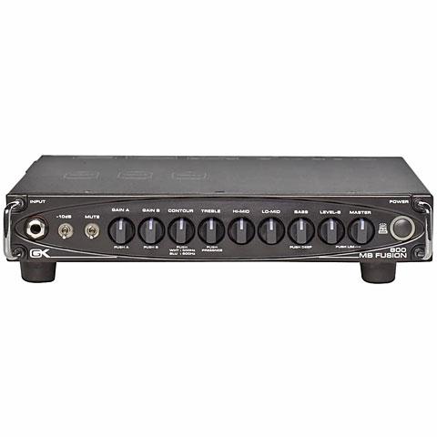 Bass Amp Head Gallien-Krueger MB Fusion 800
