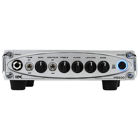 Bass Amp Head Gallien-Krueger MB 200