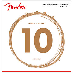 Fender 60XL 010-048 « Western & Resonator Guitar Strings
