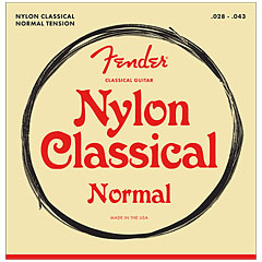 Fender 100 Nylon « Classical Guitar Strings