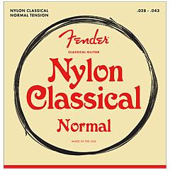 Fender 100 Nylon « Cuerdas guit. clásica