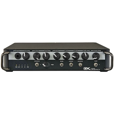 Bass Amp Head Gallien-Krueger Legacy 1200