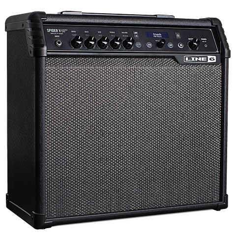 Amplificador guitarra eléctrica Line 6 Spider V 60 MKII