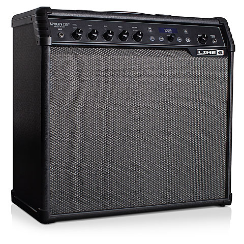 Ampli guitare (combo) Line 6 Spider V 120 MK II