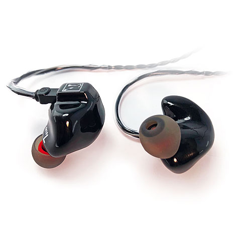 Auriculares In Ear Hörluchs HL4100 black