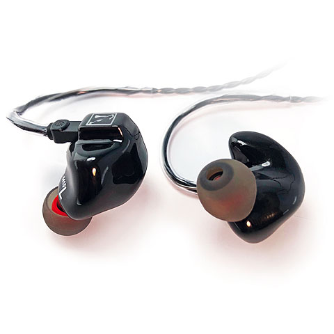 Auriculares In Ear Hörluchs HL4410 black