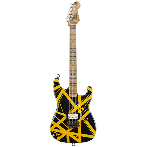 EVH '79 Bumblebee « E-Gitarre