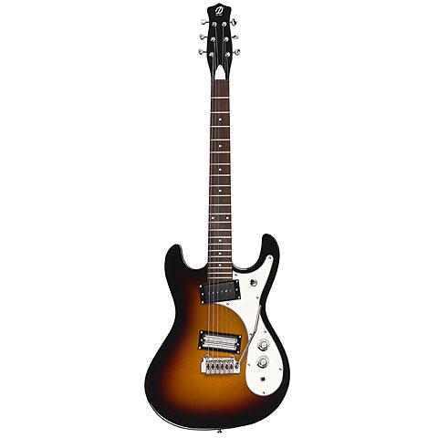 Guitarra eléctrica Danelectro 64XT 3-TS