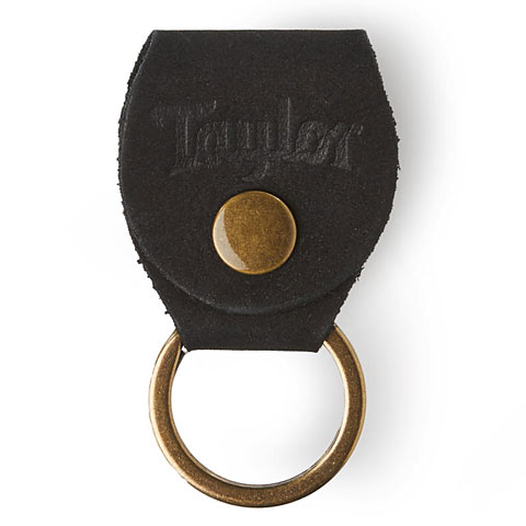 Médiators Taylor Pickholder Key Ring Black