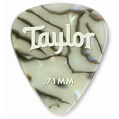 Taylor Celluloid 351 Abalone .71mm (12 Stk) « Plectrum