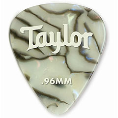 Taylor Celluloid 351 Abalone .96mm (12 Stk) « Médiators