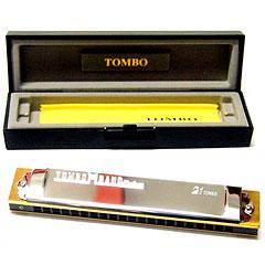 Tombo 1521 Band Deluxe 21 C « Tremolo-Mundharmonika
