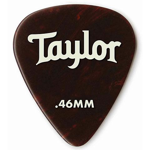Médiators Taylor Celluloid 351 Tortoise .46mm (12Stk)