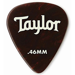Taylor Celluloid 351 Tortoise .46mm (12Stk) « Plektrum