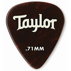 Taylor Celluloid 351 Tortoise .71mm (12Stk) « Plektrum