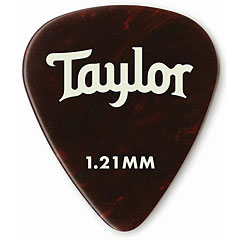 Taylor Celluloid 351 Tortoise 1.21mm (12Stk) « Plektrum