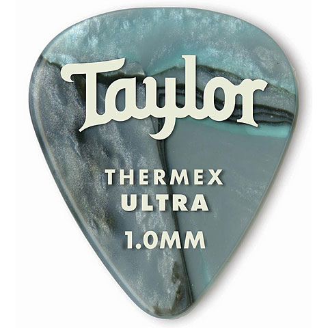 Plektrum Taylor Thermex 351 Abalone 1.0mm (6Stk)