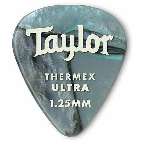 Plektrum Taylor Thermex 351 Abalone 1.25mm (6Stk)