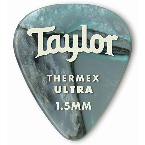 Médiators Taylor Thermex 351 Abalone 1.5mm (6Stk)