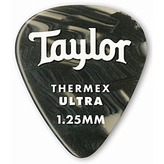 Taylor Thermex 351 Black Onyx 1.25mm (6Stk) « Plektrum