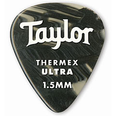 Taylor Thermex 351 Black Onyx 1.5mm (6Stk) « Plektrum