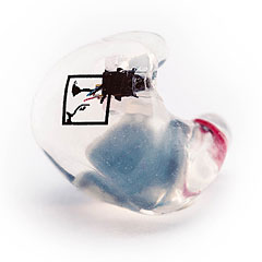 Hörluchs HL6404 Transparent Custom Made « Auriculares In Ear