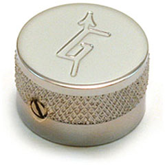"Gretsch Guitars Electromatic Series, ""G"" Logo, « Bouton potentiomètre"
