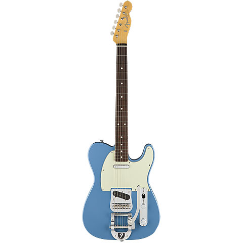 Fender Japan Traditional 60'sTele CBL Bigsby « Guitarra eléctrica