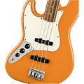 Bajo eléctrico zurdos Fender Player Jazzbass PF Capri Orange