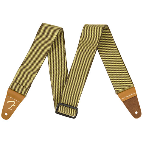 Gitarrengurt Fender Weightless Tweed Strap