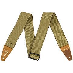 Fender Weightless Tweed Strap « Correas guitarra/bajo