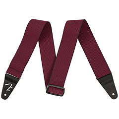 Fender Weightless Red Tweed Strap « Sangle guitare/basse