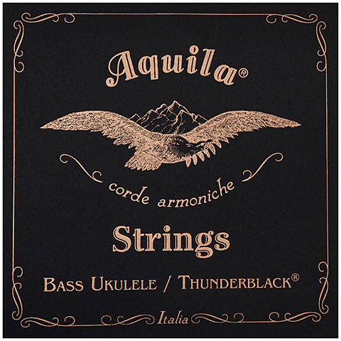 Strings Aquila 140U Thunderblack