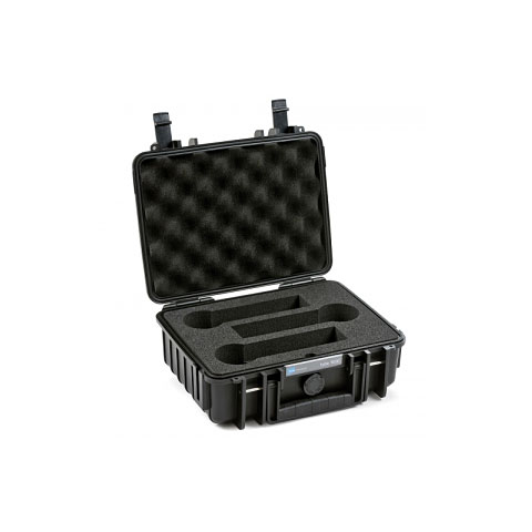 Case de transporte B&W International ProAudio 1000/B/3MC