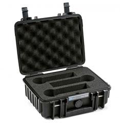 B&W ProAudio B&W ProAudio Case für 3 Mikrofone « Mikrofonzubehör
