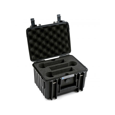 Case pour transport B&W International ProAudio 2000/B/6MC