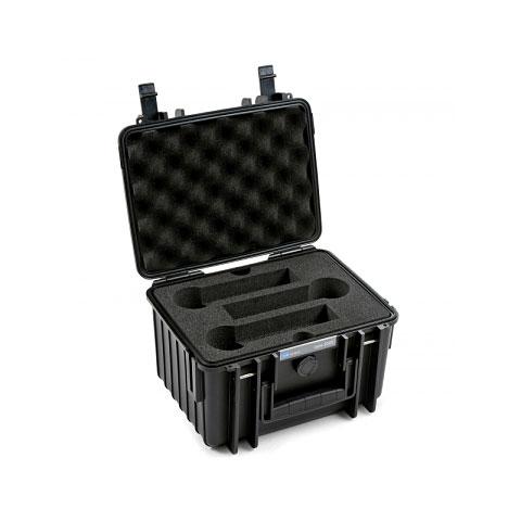 B&W ProAudio B&W ProAudio Case für 6 Mikrofone
