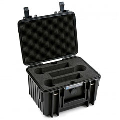 B&W International ProAudio 2000/B/6MC « Case de transporte