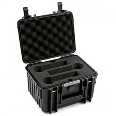 B&W ProAudio B&W ProAudio Case für 6 Mikrofone « Mikrofonzubehör