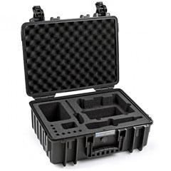 B&W ProAudio B&W Case für Sennheiser EW100 « Mikrofonzubehör