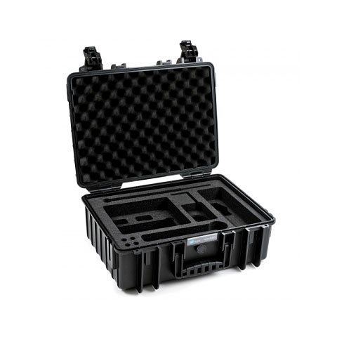 Case de transporte B&W International ProAudio 5000/B/SLX